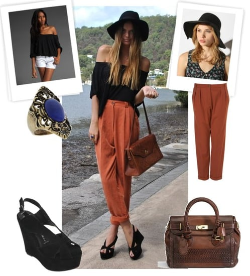 Street Style Look From Tuula