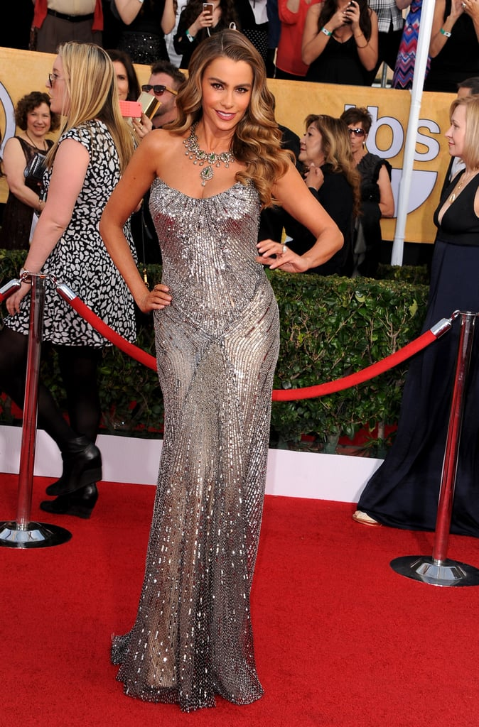 Sofia Vergara at the SAG Awards 2014