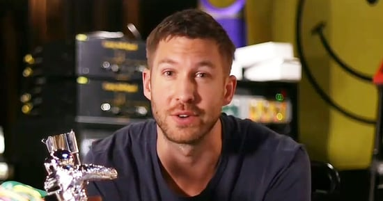 Calvin Harris Didn't Thank Taylor Swift in MTV VMAs 2016 Acceptance Speech