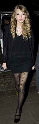 Celeb Style: Taylor Swift