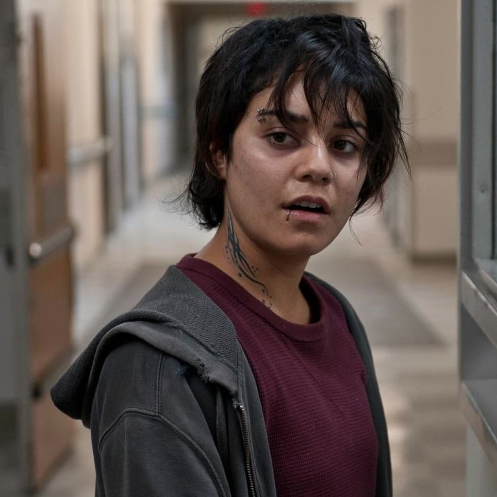 """Vanessa Hudgens Was Thrilled to Get as """"Ugly as Possible"""" in Gimme Shelter"""