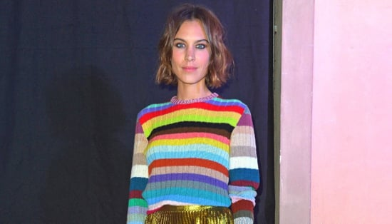 How to Wear Rainbow Stripes Like a Grown-up