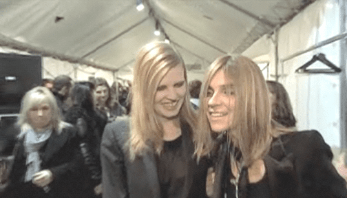 French Vogue Editor Carine Roitfeld Revealed on CNN Interview