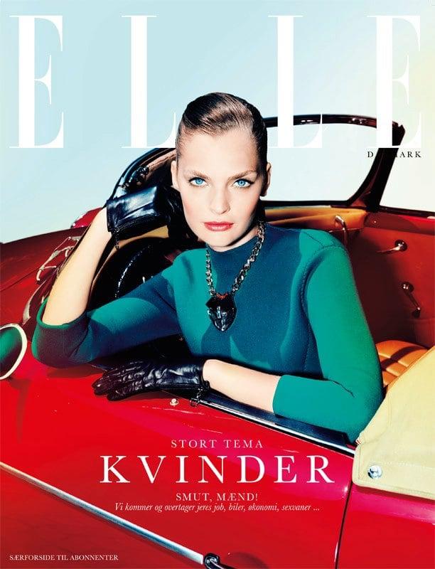 Elle Denmark September 2012