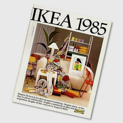 Ikea Furniture From the 1980s