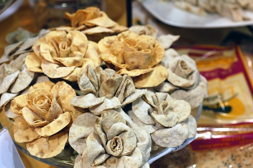 Lavash Flowers at California Lavash