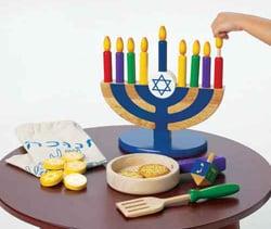 Toy Box: Chanukah Set