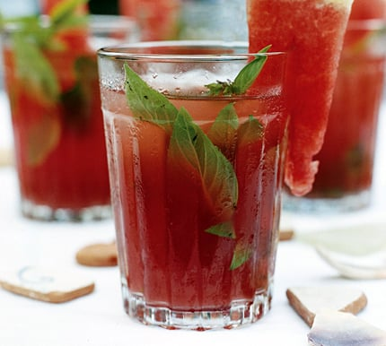 Come Party With Me: Farmers Market Feast — Drinks