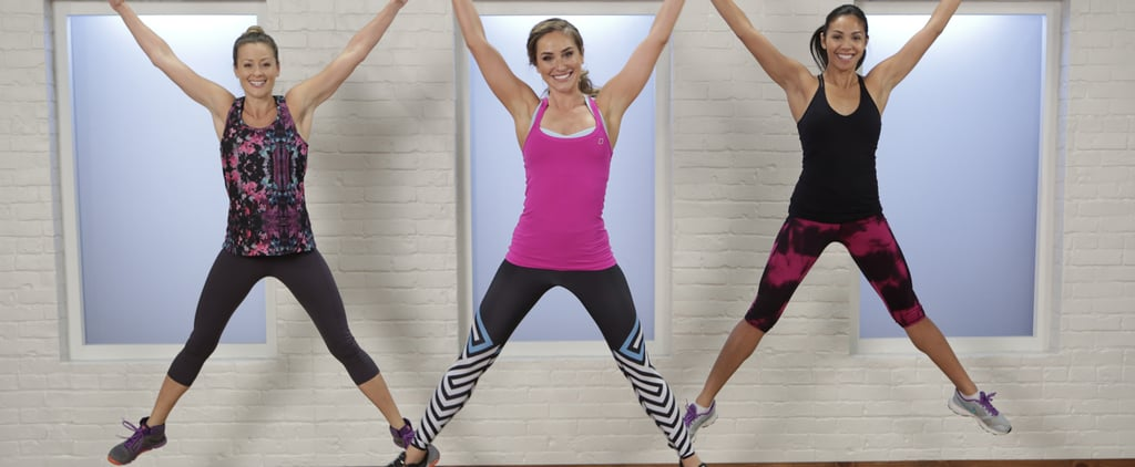 Get Cut and Lean With This 20-Minute Super Shred