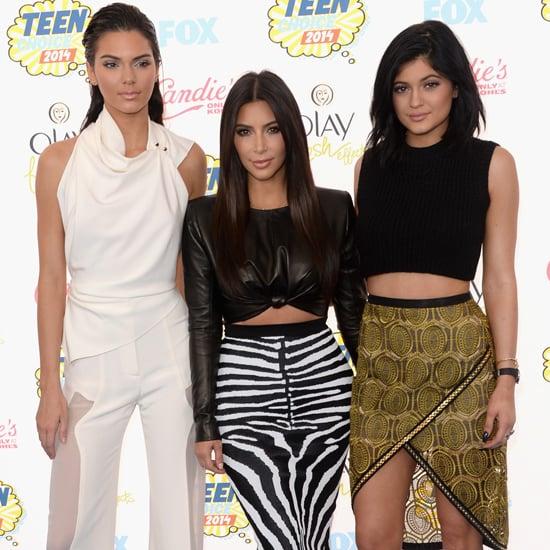 Kim Kardashian at the Teen Choice Awards 2014 | Pictures