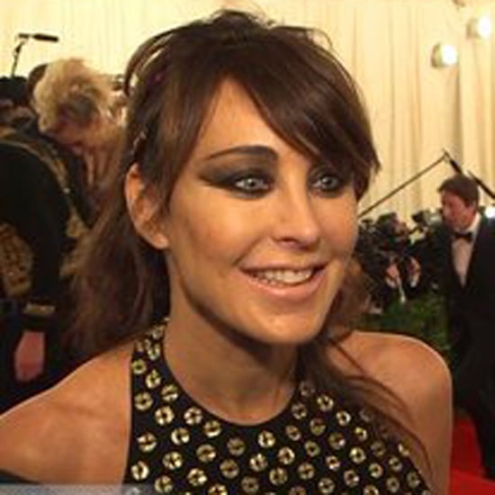 Tamara Mellon Met Gala Interview 2013