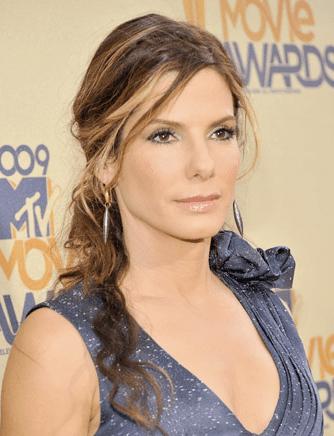 Sandra Bullock at MTV Music Awards