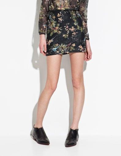 LACE SKIRT - Skirts - Woman - ZARA United States