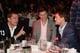 Singer Rob Thomas joked around with Neil Patrick Harris and his fiancé, David Burtka.