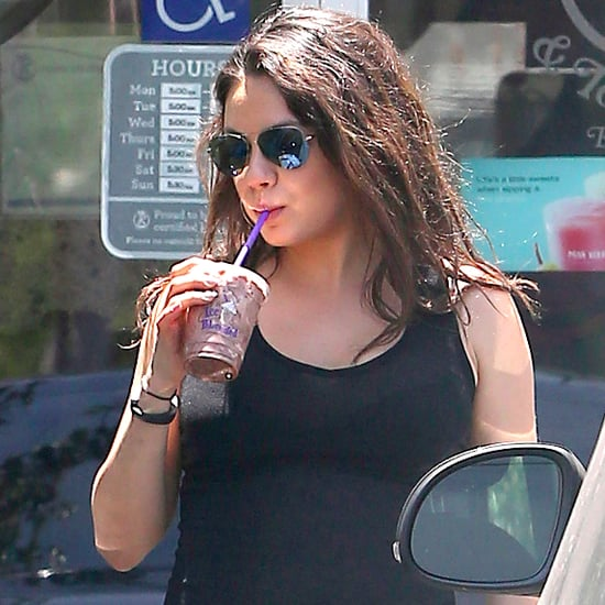 Mila Kunis and Ashton Kutcher Grab Coffee in LA