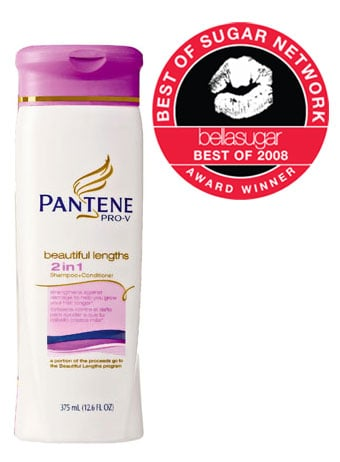 The Votes Are In: Best Shampoo Is Pantene