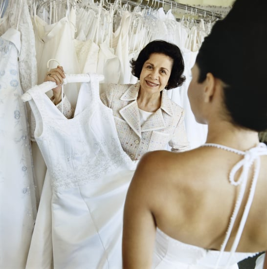 How to Address Paying For a Wedding Dress That's Over Budget
