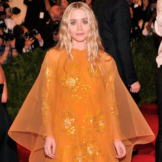 Ashley Olsen on Met Gala 2013 Red Carpet