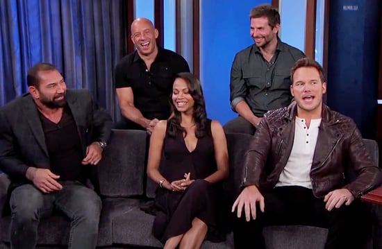 Chris Pratt Texted Dave Bautista While on Ambien; Challenged Him To Wrestle