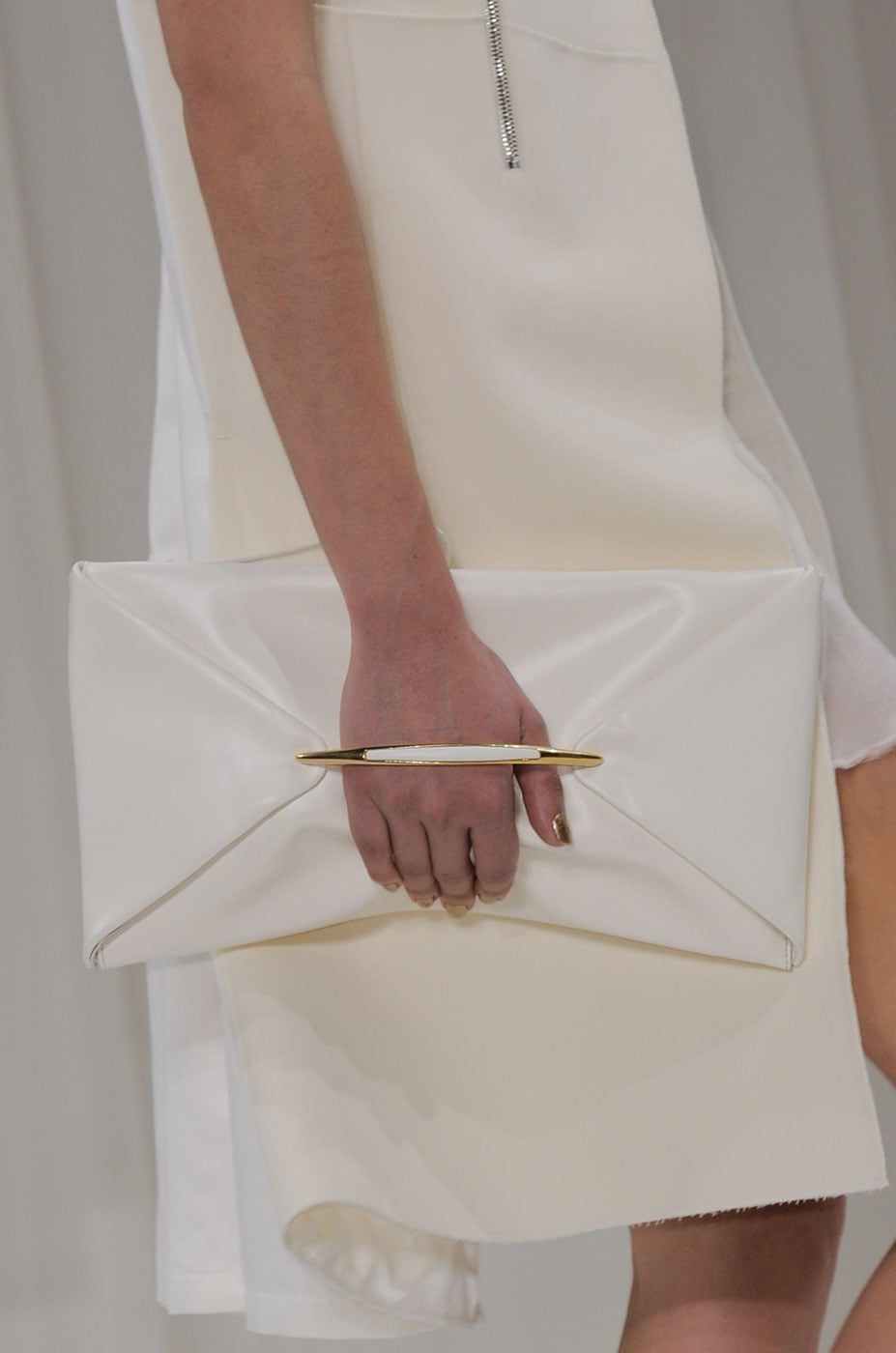 Handheld Clutch: Nina Ricci Spring 2014