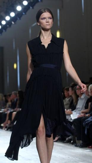 London Fashion Week: Aquascutum Spring 2009