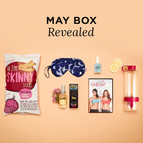 May 2014 POPSUGAR Must Have Box Contents Reveal