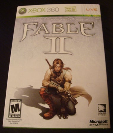 Fable II Released on XBox 360