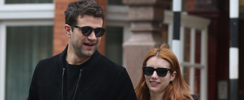 Emma Roberts Has a New Man In Her Life