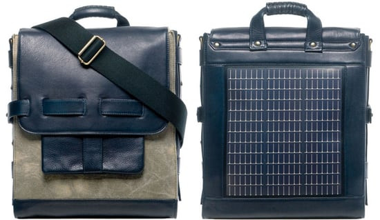 The Quest Continues: The Logan Solar Bag