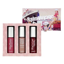 Thursday Giveaway! TheBalm BalmVoyage Lip Kit