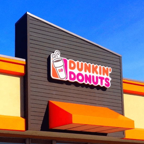 Dunkin' Donuts Closing 100 US Locations