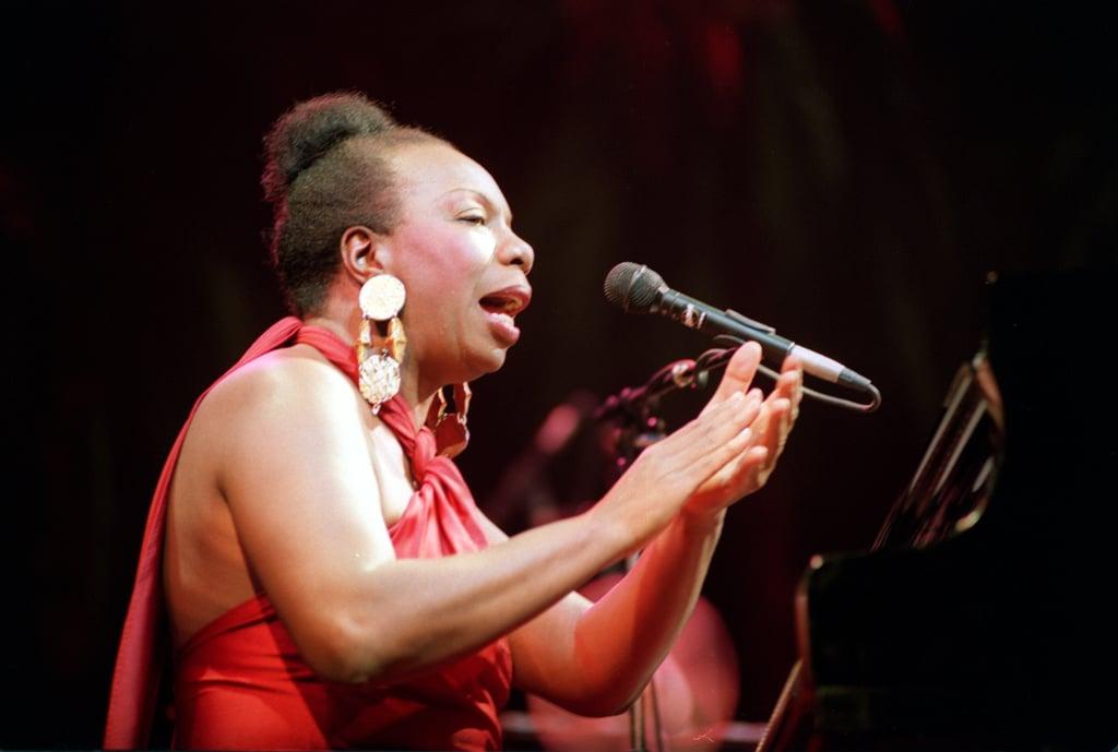 Performing in 1991