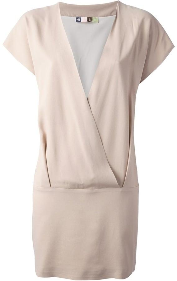 MSGM Nude Dress