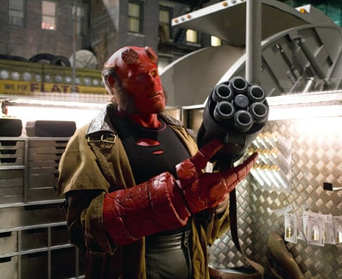 First Look: Hellboy 2