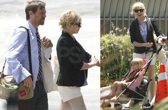 Photos of Michelle Williams and New Boyfriend Spike Jonze