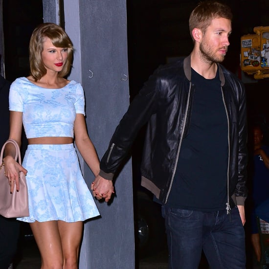 Calvin Harris Isn't the Only One Who's Into Taylor Swift's Dreamy Date-Night Look