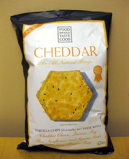 Review of Food Should Taste Good Cheddar Tortilla Chips