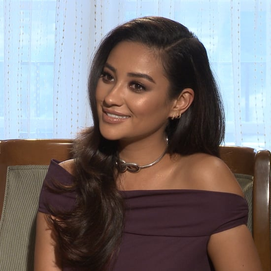 Shay Mitchell Mother's Day Interview (Video)
