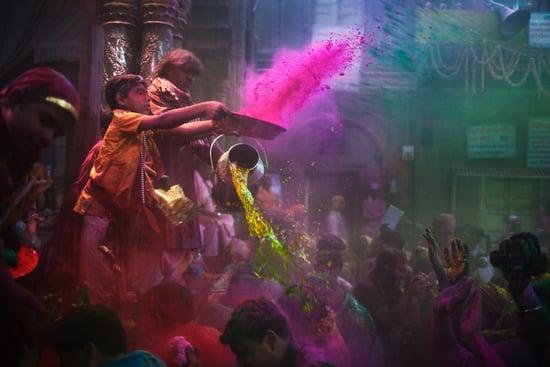 Picture It: A Splash of Color