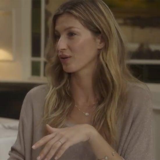 Gisele Bundchen Interview November 2015