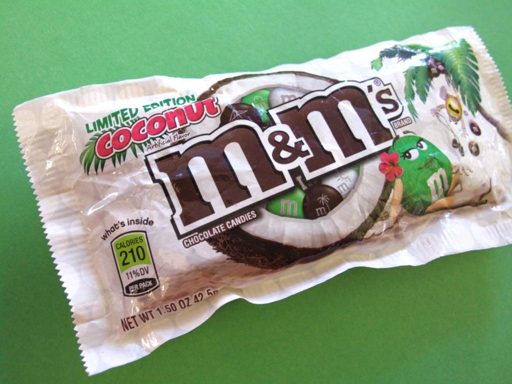 Photo Gallery: Coconut M&M's
