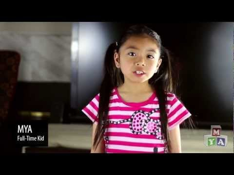 Little Girl Gives Beatboxing Tutorial