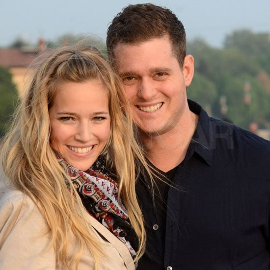 Michael Bublé Honeymoon Pictures With Luisana Lopilato