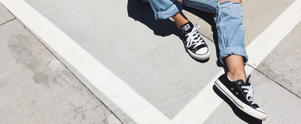 Black Trainers Aren't as Tricky to Style as You Think
