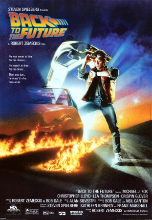 Recast Back to the Future and Win a Prize!