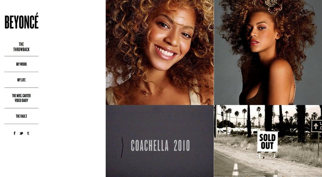 Beyoncé's Tumblr