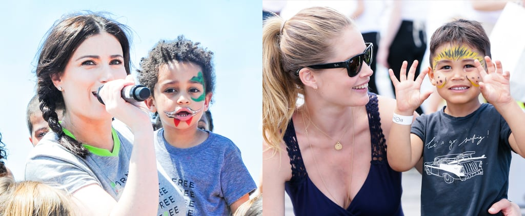 These Stars Know How to Have a Really Cool Mother's Day Party