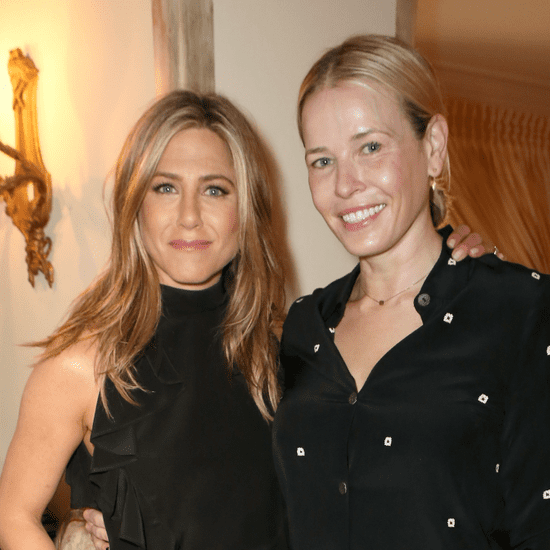 Jennifer Aniston at Arianna Huffington Lunch Pictures