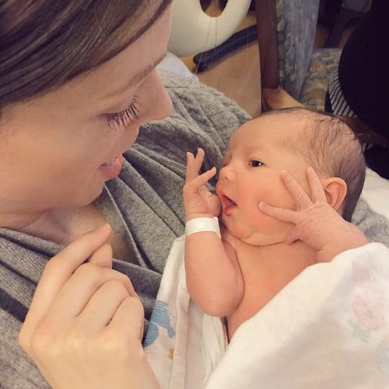 Coco Rocha Gives Birth to Baby Girl Ioni