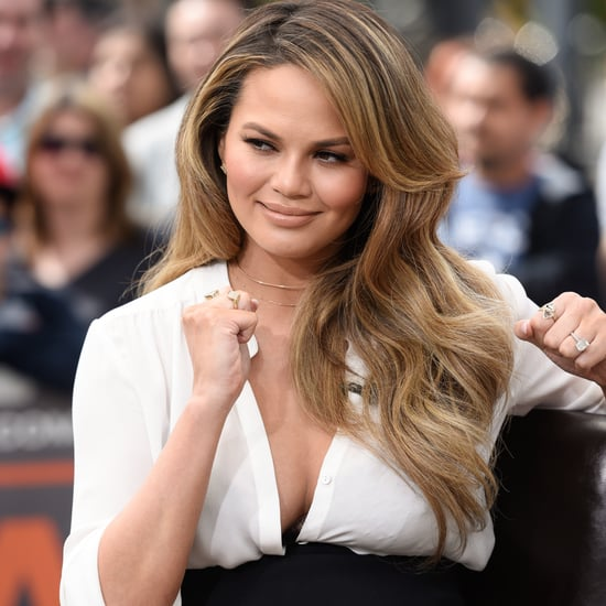 Chrissy Teigen's Funny Tweets About Being a Mom